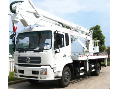 Dongfeng 22m overhead working truck